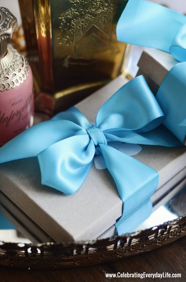 Ribbon Boxes from Kylie Bryn Designs