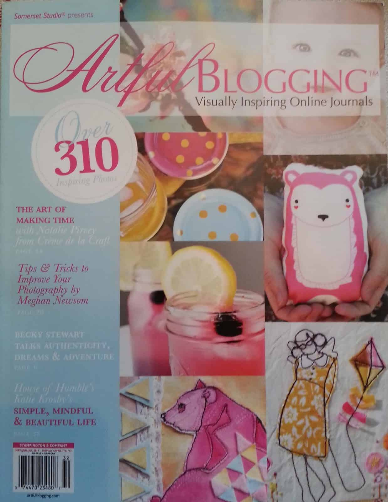 Artful Blogging featuring Cedar Hill Ranch blog