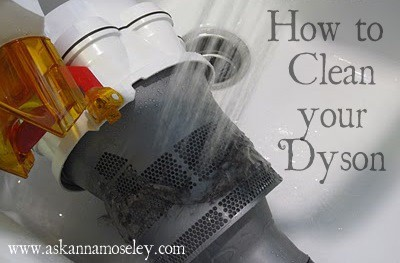 How to Clean a Dyson from Ask Anna blog
