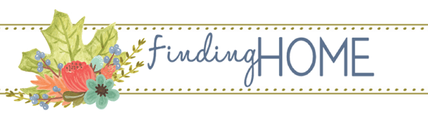 Finding Home blog logo