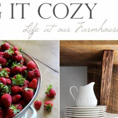 {Blogs I Love} Keeping It Cozy