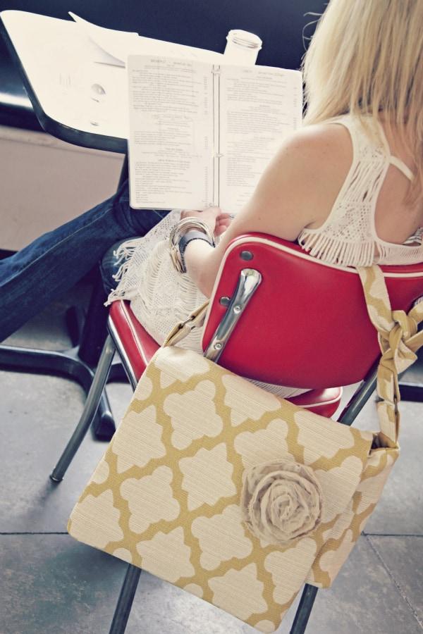 Mia Camera Bag, Jeanne Oliver