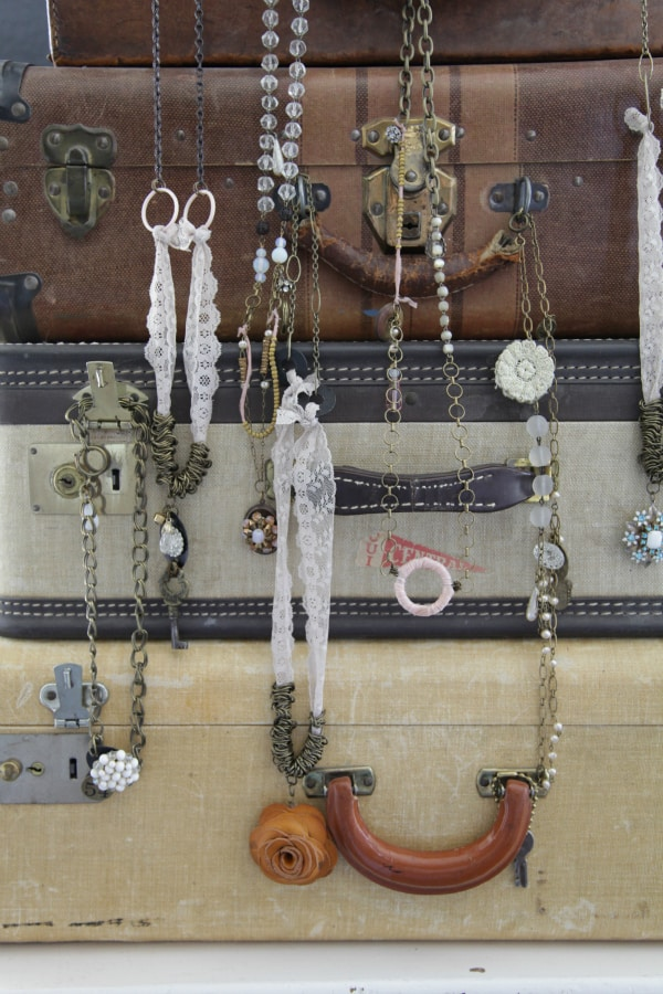 Necklaces from Jeanne Oliver