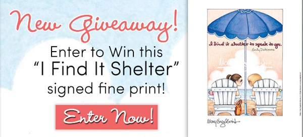 Mary Engelbreit giveaway