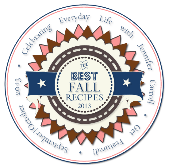 Fall 2013 Recipe Contest, Celebrating Everyday Life with Jennifer Carroll magazine