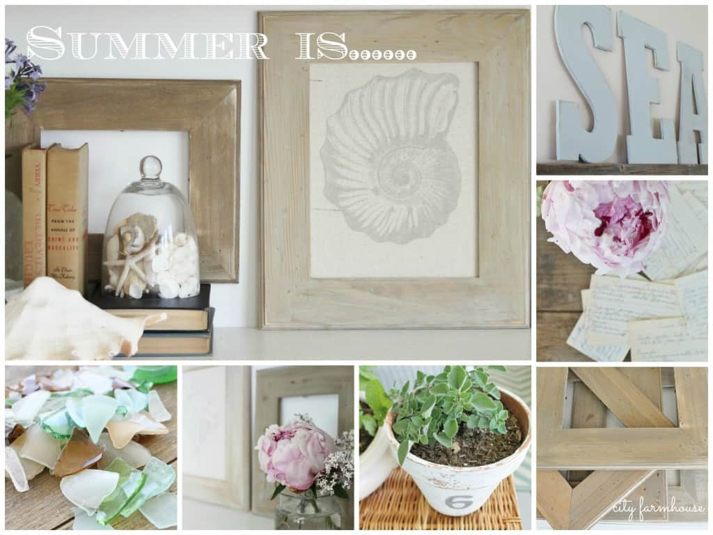 Summer-E-Course at City Farmhouse blog