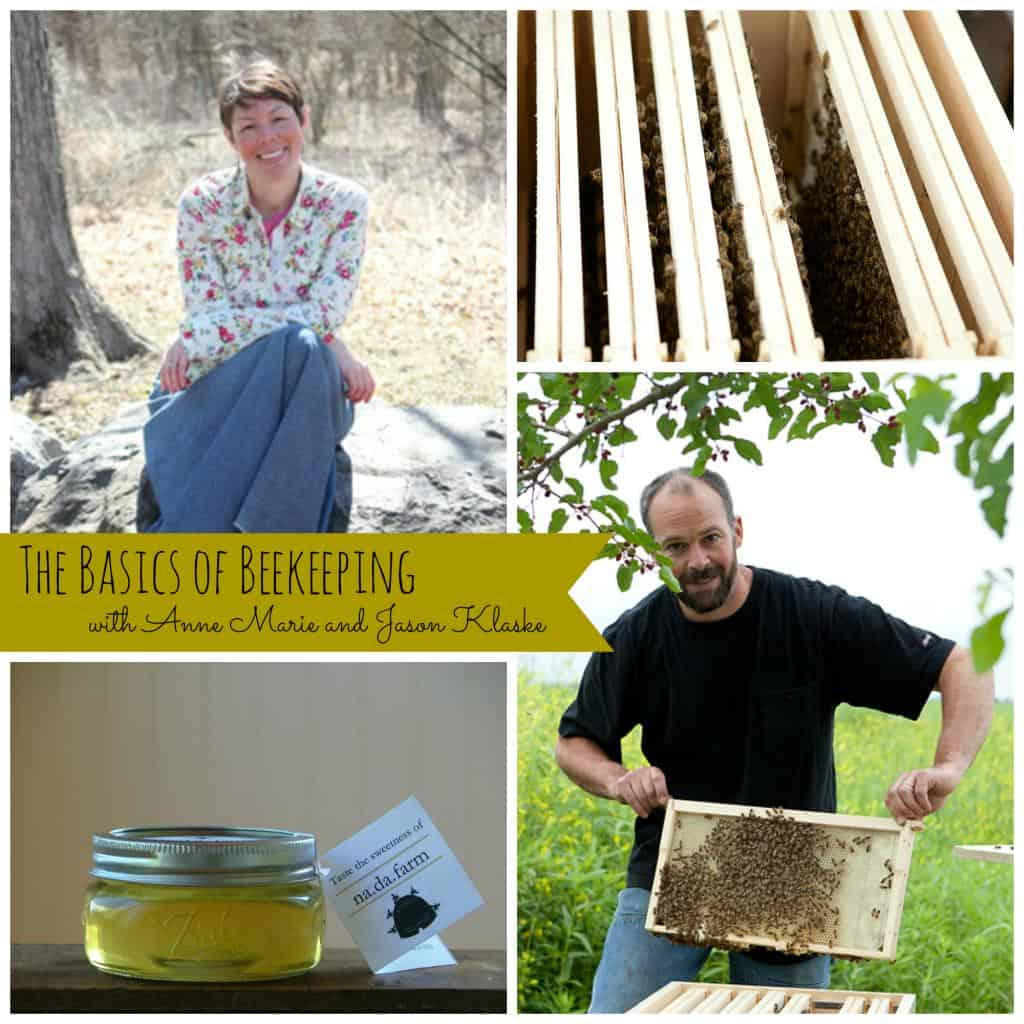 basics of beekeeping, Jeanne Oliver