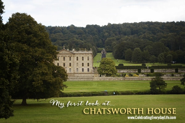 Chatsworth House, Celebrating Everyday Life with Jennifer Carroll