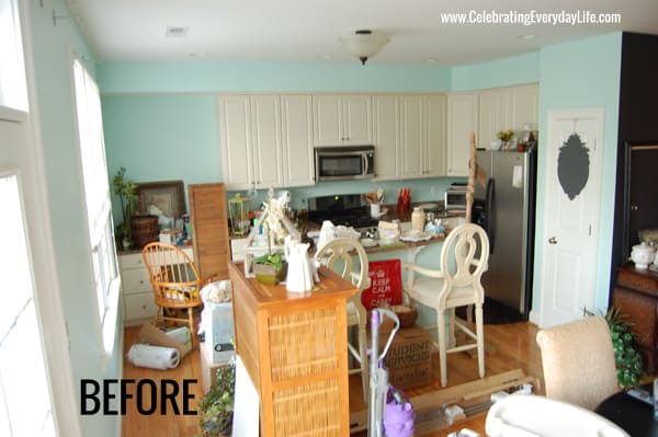 My Kitchen BEFORE, Celebrating Everyday Life with Jennifer Carroll
