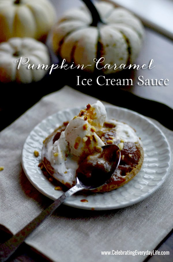 caramel ized peach ginger cream cheese caramel swirl ice cream ice ...