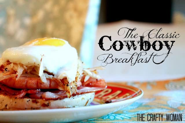 Cowboy Breakfast Sandwiches Recipes — Dishmaps