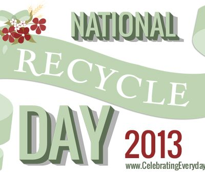 {Happy Recycling Day!} Recycling with Rubbermaid & the Home Depot