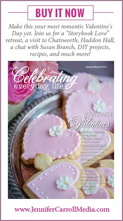 January February 2014 Celebrating Everyday Life BUY NOW Button
