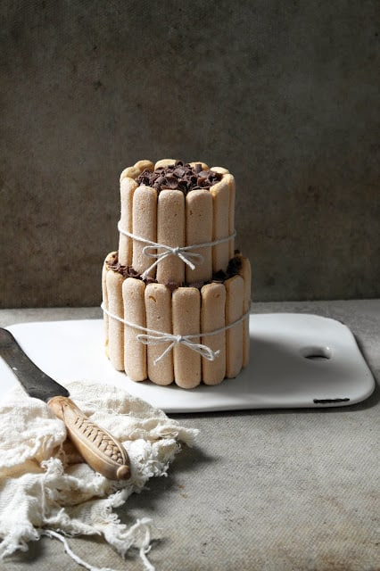 Tiramisu Cake from Twigg Studios