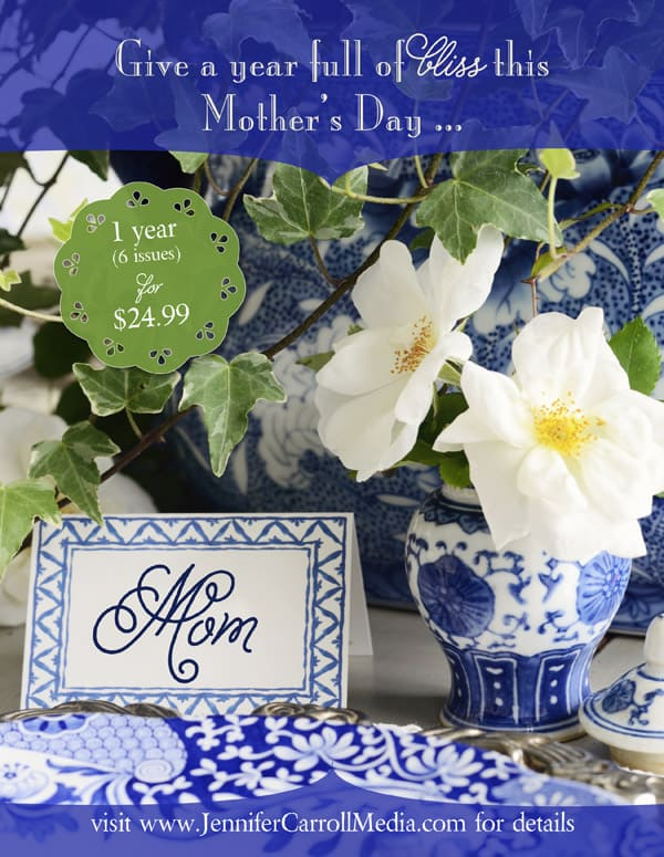 Give the gift of Celebrating Everyday Life with Jennifer Carroll this Mother's Day!, www.JenniferCarrollMedia.com