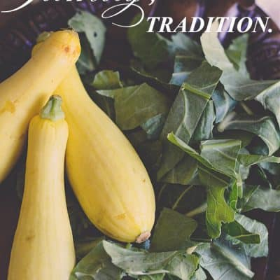 Quality, Family & Tradition… key ingredients to every celebration!