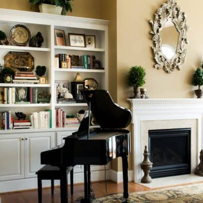 How to Decorate Bookshelves: 9 Tips to Add Style to Your Shelves