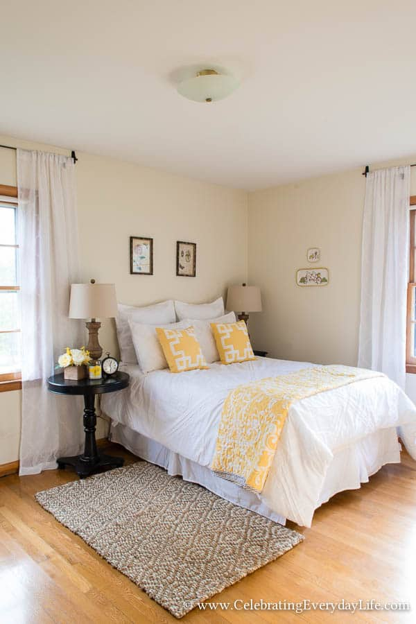 More Tips For How To Stage A Bedroom To Sell Now Celebrating Everyday Life With Jennifer Carroll