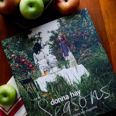 On My Bookshelf :: donna hay SEASONS