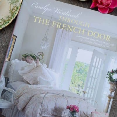 On My Bookshelf :: Through the French Door by Carolyn Westbrook