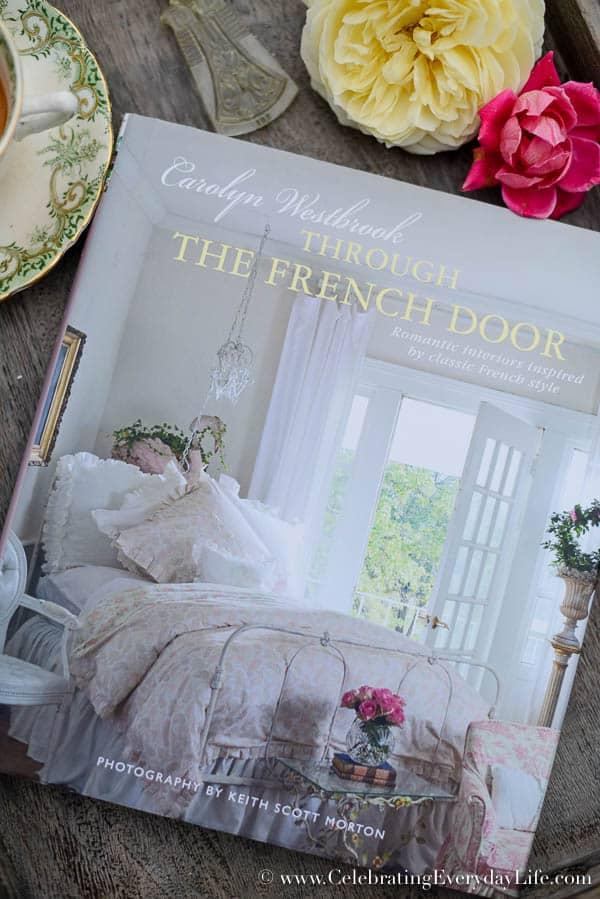 On My Bookshelf :: Through the French Door by Carolyn Westbrook
