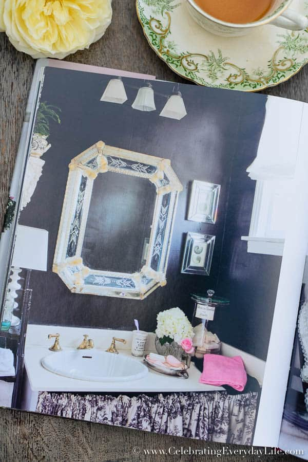 Through the French Door Book Review, Through the French Door Carolyn Westbrook, French Decor book review, Celebrating Everyday Life with Jennifer Carroll