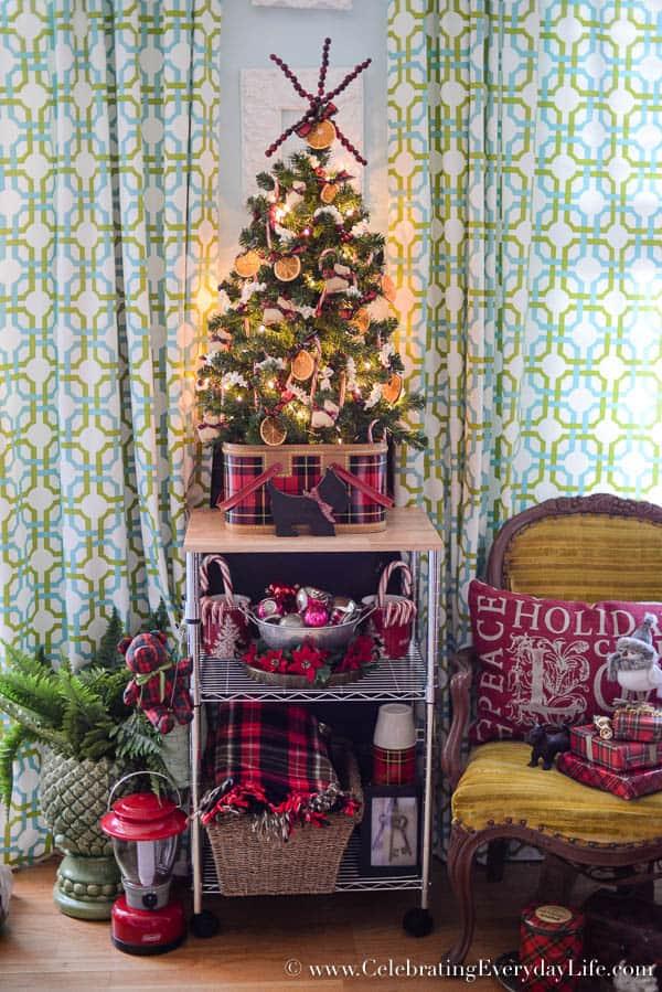 My Kitchen Christmas Tree