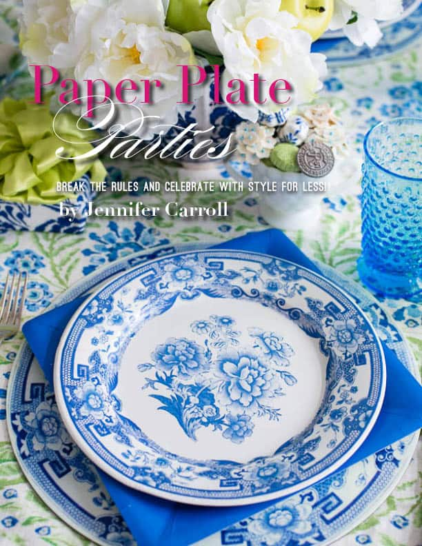 Paper Plate Parties Cover
