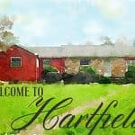 Welcome to Hartfield – the BEFORE photos