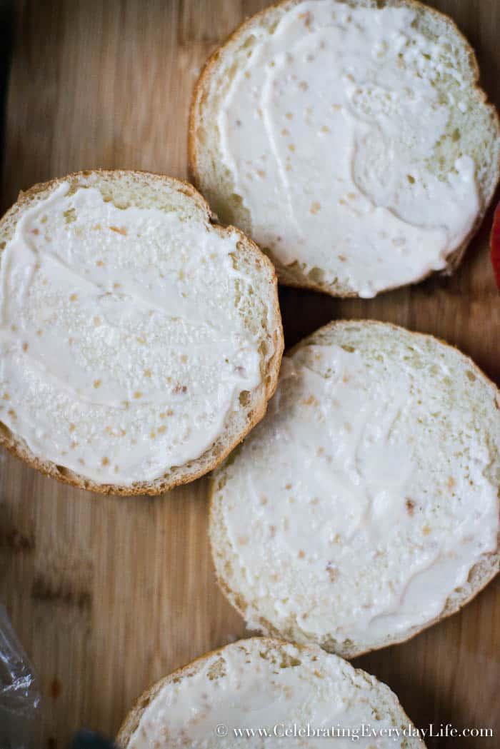 Simple Summer BLT recipe, Brown sugar bacon, garden tomato blt, easy blt recipe, garlic aioli, summer sandwich recipe, Celebrating Everyday Life with Jennifer Carroll