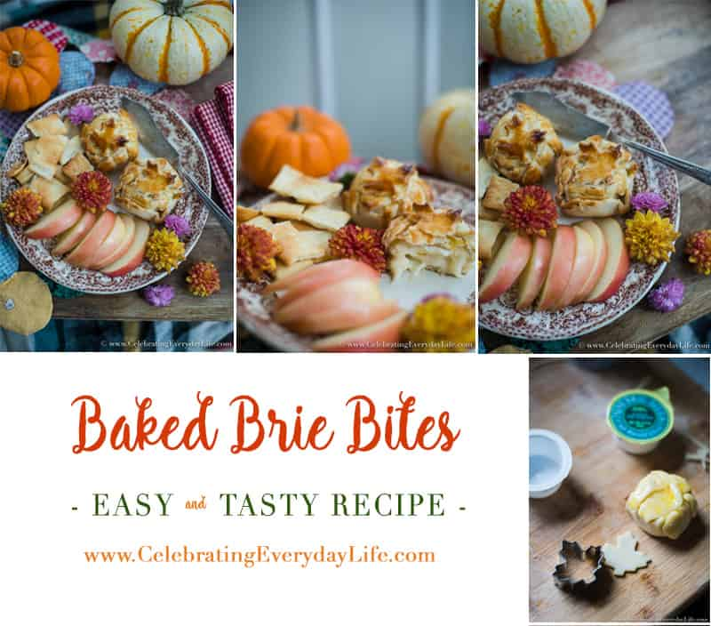 baked brie recipe, fall appetizer recipe, simple entertaining recipe, Fall entertaining recipe, Fall party recipe, Celebrating Everyday Life with Jennifer Carroll