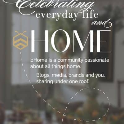 Join me on bHome + a Giveaway