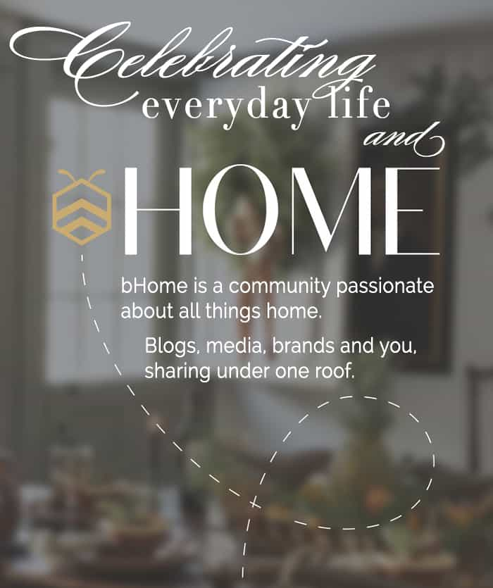 Celebrating Everyday Life and bHome app, bHome decor community, Celebrating Everyday Life with Jennifer Carroll