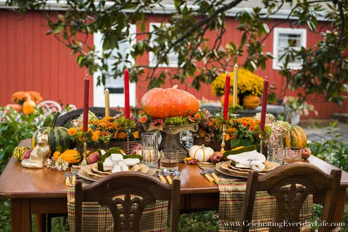 fall harvest welcome - photo #19