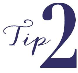 Tip 2 for 5 Tips to Decorate a Farmhouse Christmas Tree | Celebrating Everyday Life with Jennifer Carroll | www.CelebratingEverydayLife.com