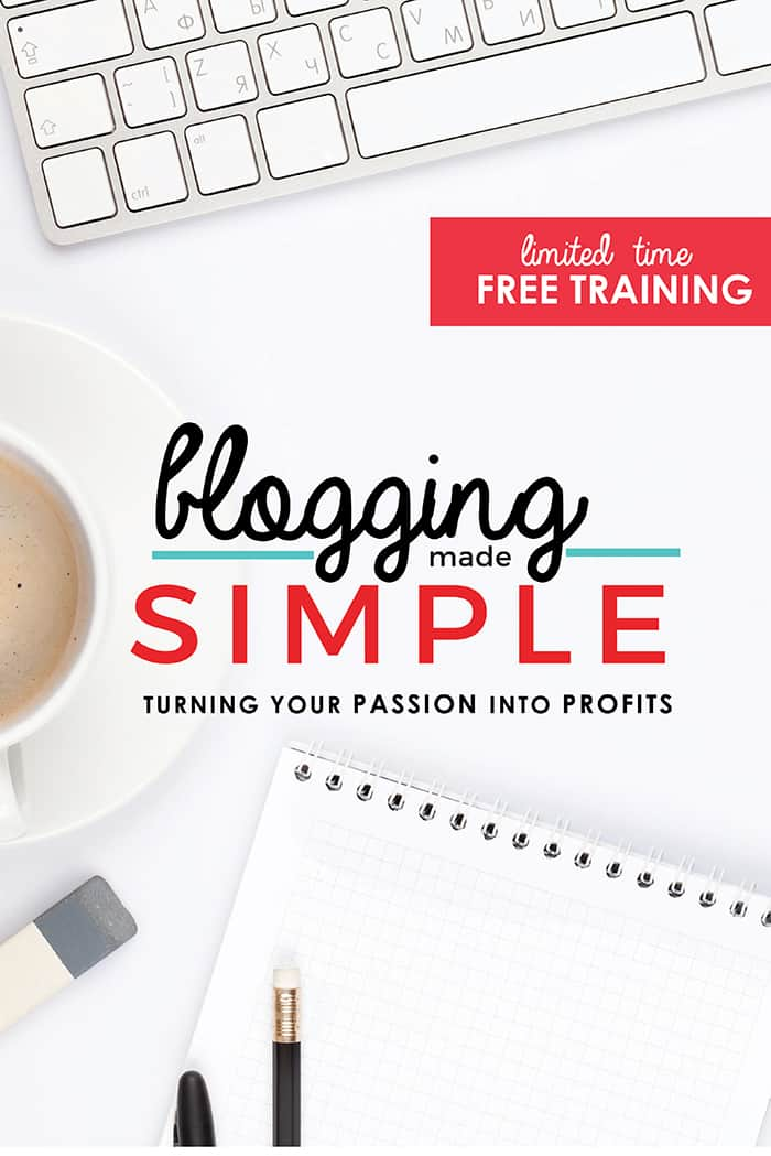 Blogging Made Simple | Elite Blog Academy | Celebrating Everyday Life with Jennifer Carroll