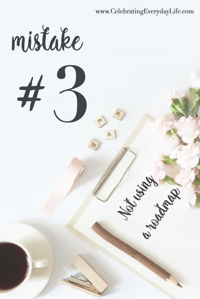 Blogging Mistake #3 I've Made (and how you can avoid them) | Celebrating Everyday Life with Jennifer Carroll | www.CelebratingEverydayLife.com