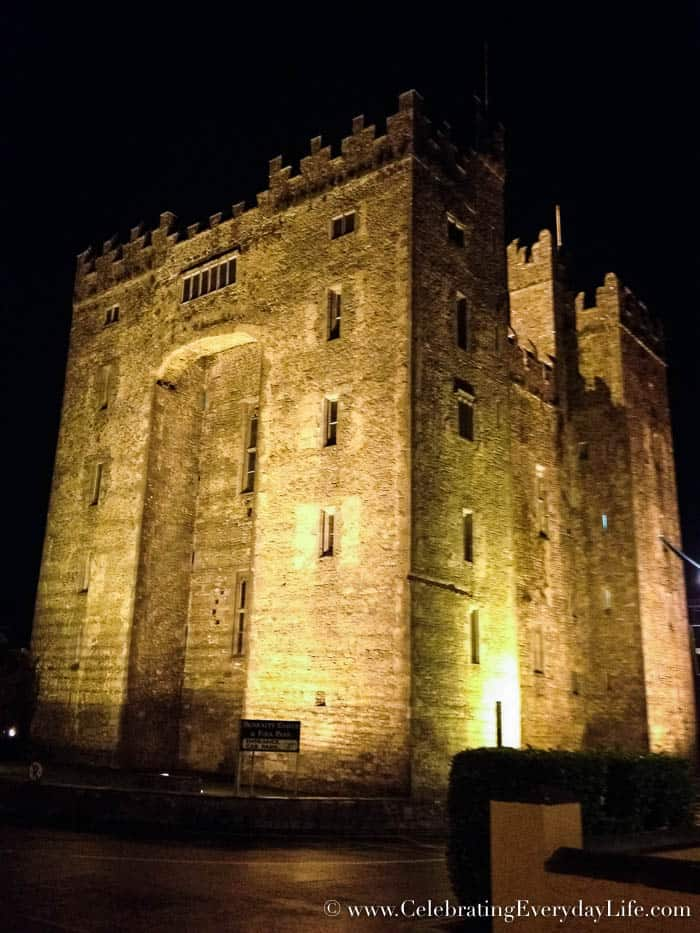 Bunratty Castle 6 Great Tips for Planning A Dream Trip to Ireland   Celebrating Everyday Life with Jennifer Carroll   CelebratingEverydayLife.com