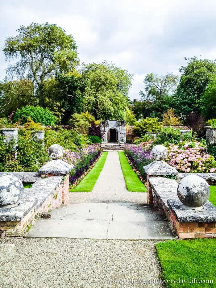 Dromoland Castle Garden 6 Great Tips for Planning A Dream Trip to Ireland   Celebrating Everyday Life with Jennifer Carroll   CelebratingEverydayLife.com