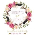 Sundays at Home # 148