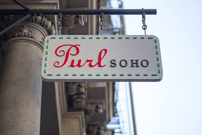 Purl Soho NYC