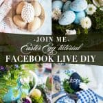 FACEBOOK LIVE Easter Egg Tutorial