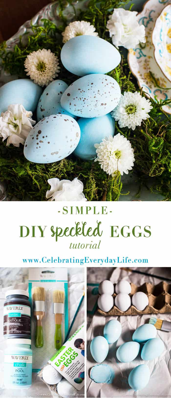 Cheap Spring Decorations: Easy Easter Craft