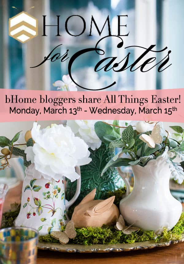 bHome For Easter Tour with April Cornell Giveaway