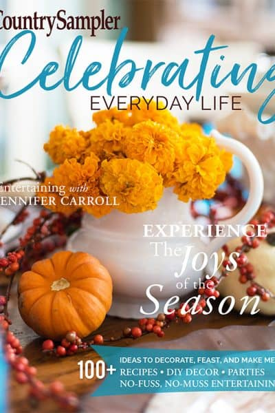 Celebrating Everyday Life magazine – is BACK!