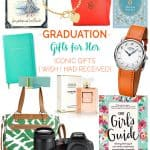 Great Graduation Gifts for Her!