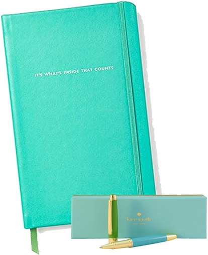 Kate Spade Journal and Pen