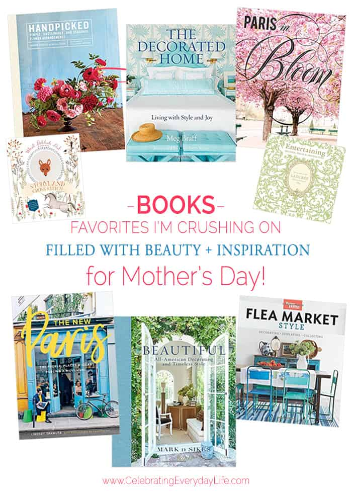 Favorite Books for Mothers Day Gifts