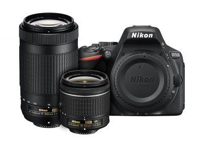 Nikon D5500 camera kit