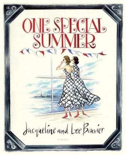 One Special Summer by Jacqueline Bouvier (Jackie O.)